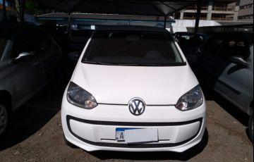 Volkswagen Up! 1.0 12v E-Flex take up! 2p