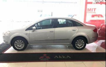 Fiat Linea HLX 1.9 MPI 16V Flex - Foto #8