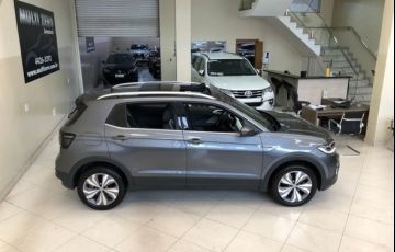 Volkswagen T-Cross 250 TSI HIGHLINE 1.4 TOTAL Flex - Foto #3