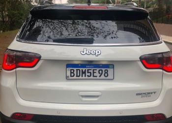 Jeep Compass 2.0 Sport (Aut) - Foto #4