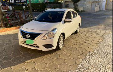 Nissan Versa 1.6 16V SV CVT (Flex)