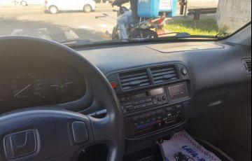Honda Civic Sedan LX 1.6 16V (Aut) - Foto #6