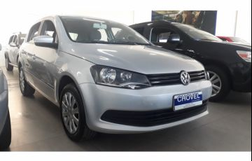 Volkswagen Gol 1.6 VHT Comfortline I-Motion (Flex)