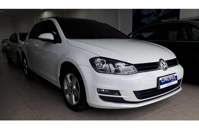 Volkswagen Golf Highline Tiptronic 1.4 TSi (Flex) - Foto #2