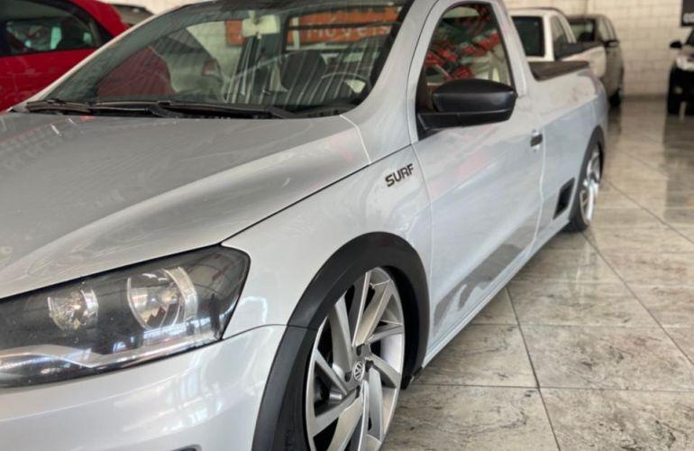 Volkswagen Saveiro Trendline 1.6 MSI CS (Flex) - Foto #2