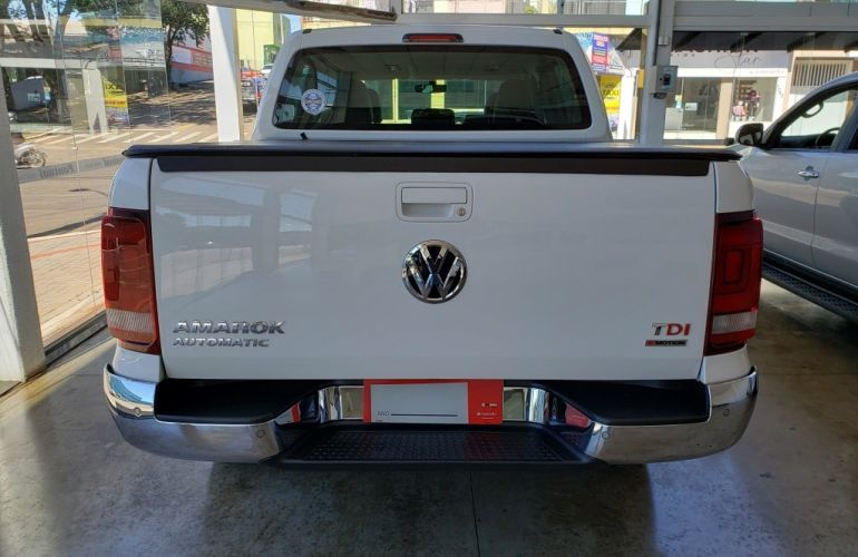 Volkswagen Amarok 2.0 CD 4x4 TDi Highline Ultimate (Aut) - Foto #4