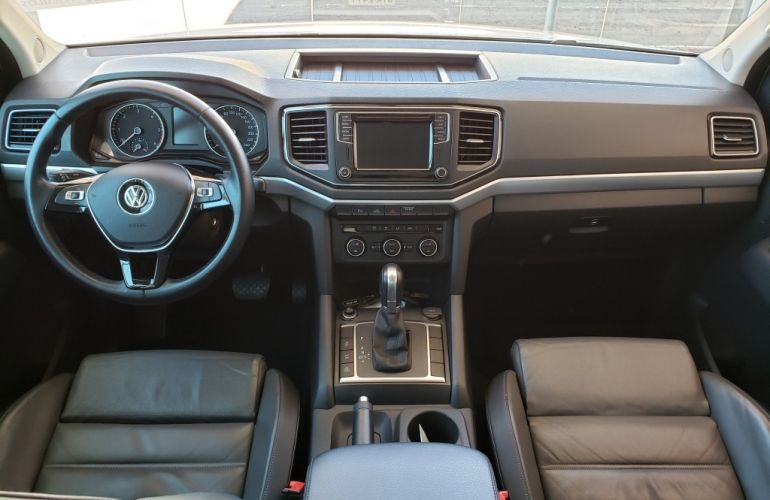 Volkswagen Amarok 2.0 CD 4x4 TDi Highline Ultimate (Aut) - Foto #9