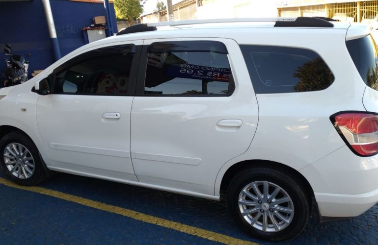 Chevrolet Spin LT 5S 1.8 (Flex) - Foto #5