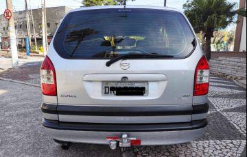 Chevrolet Zafira Elegance 2.0 (Flex) - Foto #9
