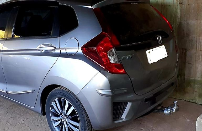 Honda Fit 1.5 LX CVT (Flex) - Foto #9