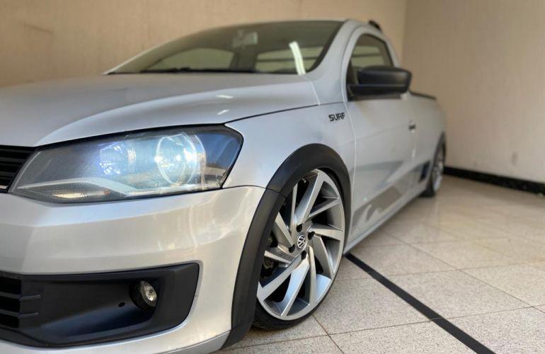 Volkswagen Saveiro Trendline 1.6 MSI CS (Flex) - Foto #4