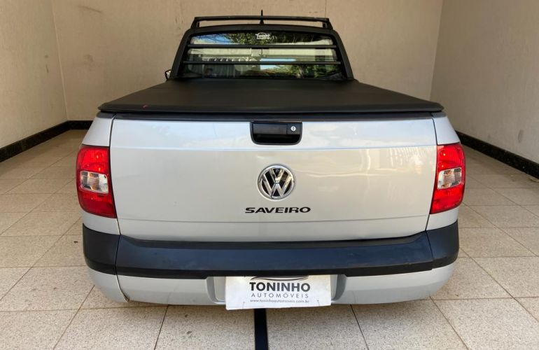 Volkswagen Saveiro Trendline 1.6 MSI CS (Flex) - Foto #7