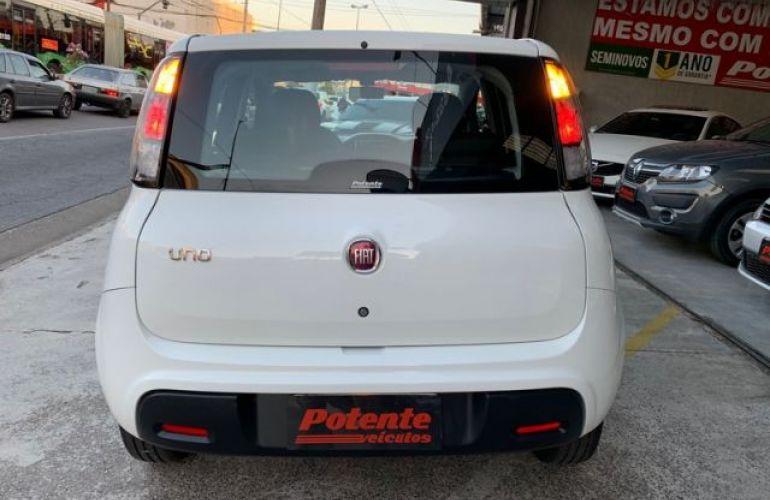 Fiat Uno Attractive 1.0 8V Flex - Foto #9