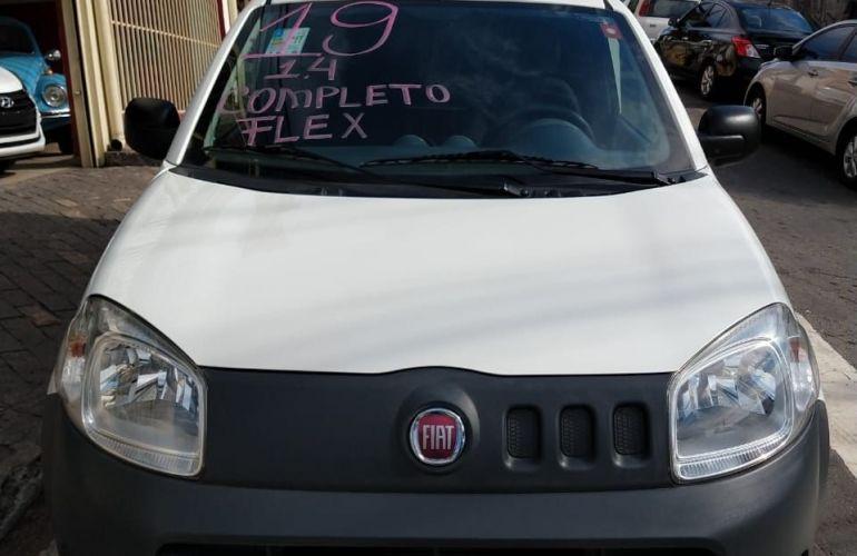 Fiat Fiorino 1.4 MPi Furgao Hard Working 8v - Foto #2