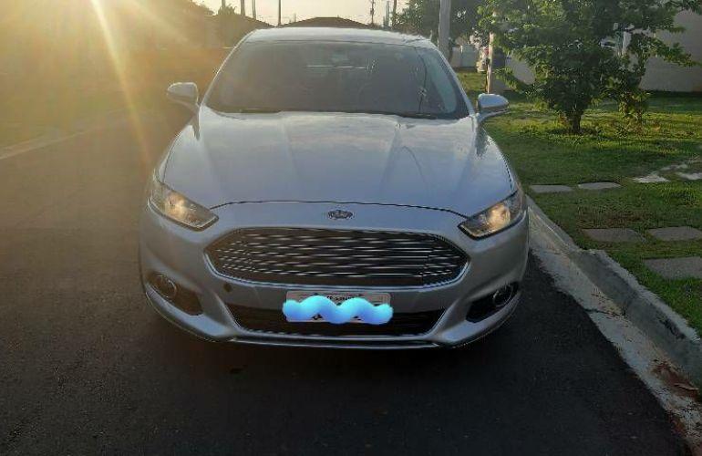 Ford Fusion 2.0 16V GTDi Titanium (Aut) - Foto #5