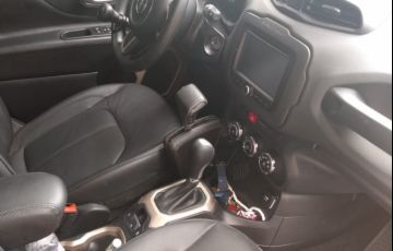Jeep Renegade 1.8 (Aut) (Flex) - Foto #3
