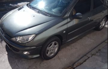 Peugeot 206 Hatch. Feline Automatic 1.6 16V (flex)