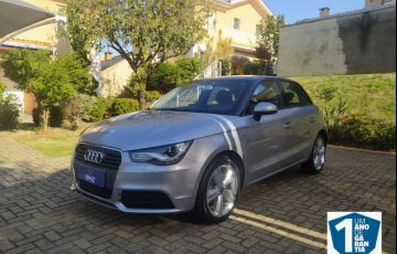 Audi A1 1.4 TFSI Sportback Attraction S Tronic