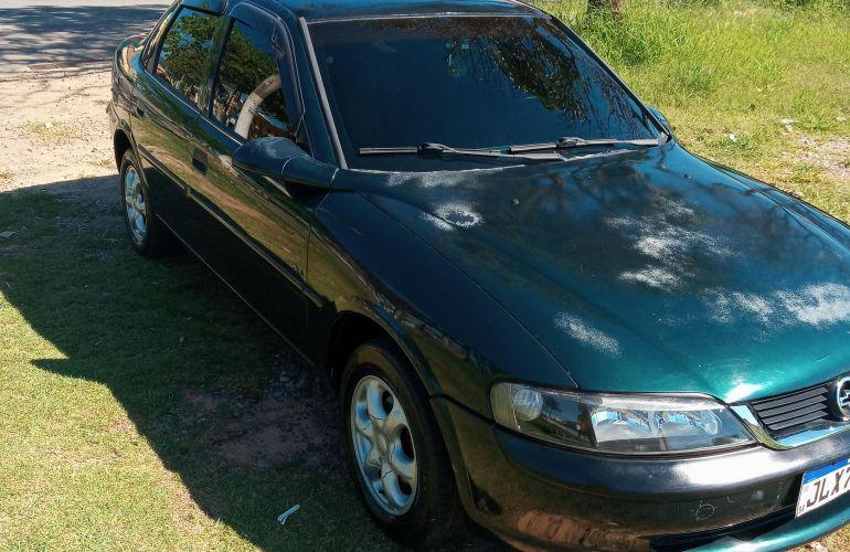 Chevrolet Vectra GLS 2.0 MPFi (nova série) - Foto #9