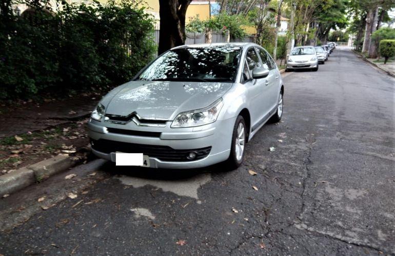 Citroën C4 Exclusive 2.0 (flex) - Foto #1