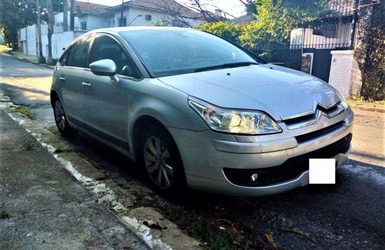 Citroën C4 Exclusive 2.0 (flex) - Foto #8