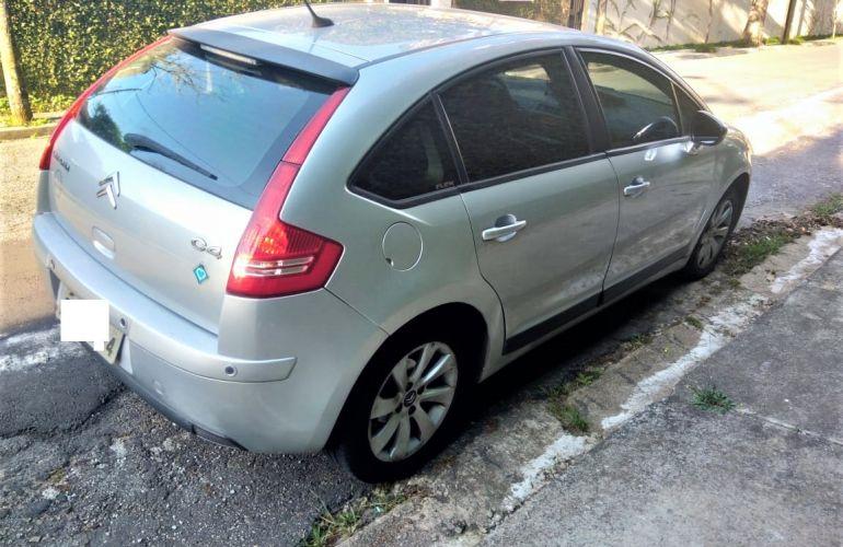 Citroën C4 Exclusive 2.0 (flex) - Foto #9