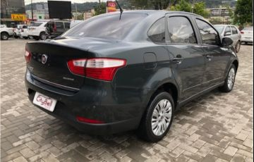 Fiat Grand Siena Attractive 1.4 8V (Flex) - Foto #4