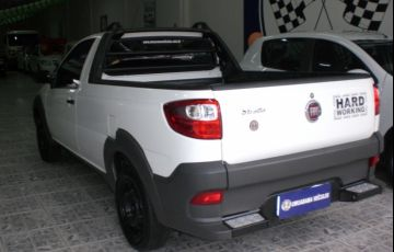 Fiat Strada 1.4 CS Hard Working - Foto #5