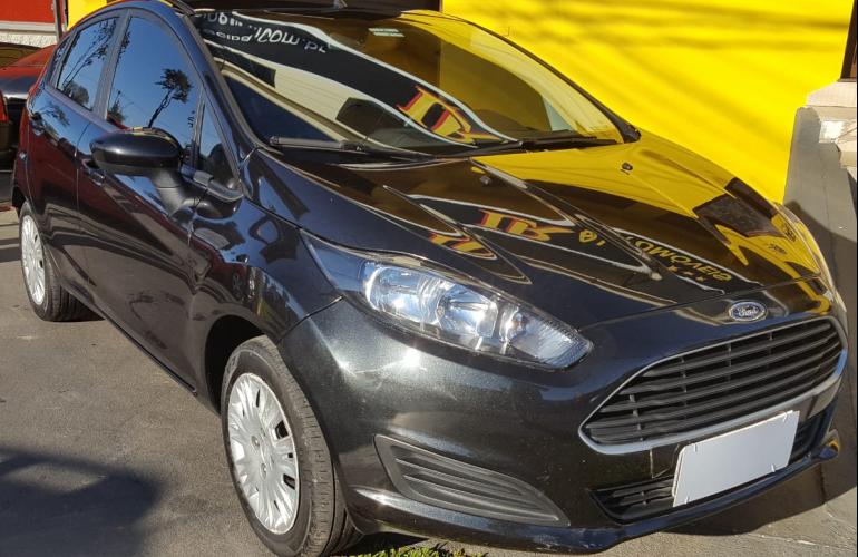 Ford New Fiesta S 1.5 16V - Foto #8