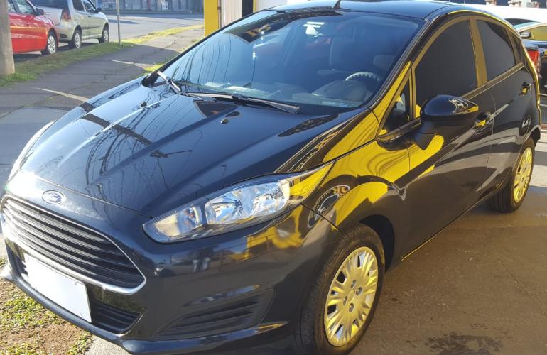 Ford New Fiesta S 1.5 16V - Foto #9