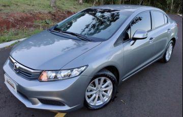 Honda Civic LXS 1.8 i-VTEC (Aut) (Flex) - Foto #2
