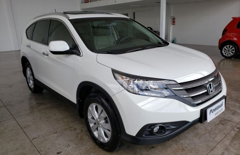 Honda CR-V EXL 2.0 16v 4x2 Flexone (Aut) - Foto #2
