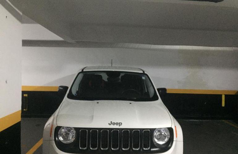Jeep Renegade Sport 1.8 (Aut) (Flex) - Foto #2