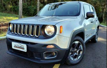 Jeep Renegade 1.8 Sport (Aut) - Foto #1
