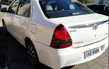 Toyota Etios XLS platinum 1.5 (Flex) - Foto #2
