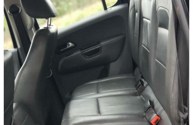 Volkswagen Amarok 2.0 CD 4x4 TDi Trendline - Foto #3