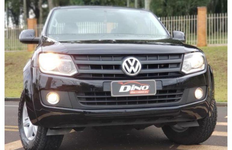 Volkswagen Amarok 2.0 CD 4x4 TDi Trendline - Foto #5
