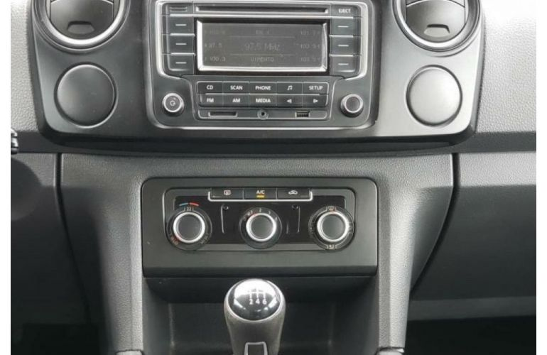 Volkswagen Amarok 2.0 CD 4x4 TDi Trendline - Foto #6