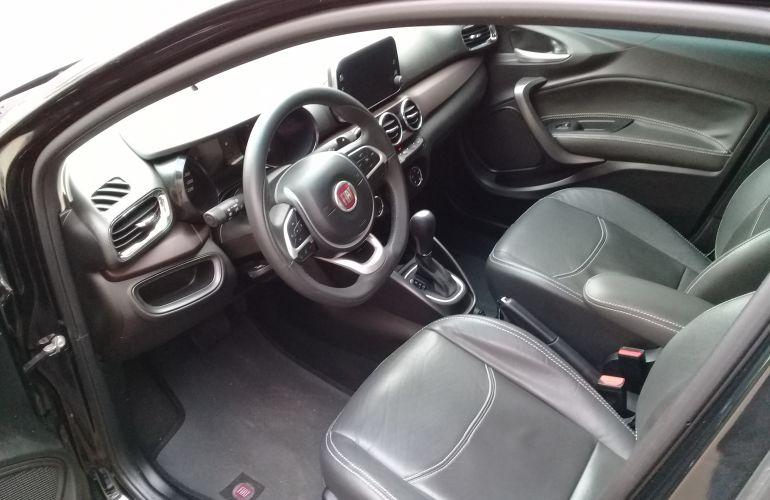 Fiat Cronos Precision 1.8 E.Torq AT6 (Flex) - Foto #6