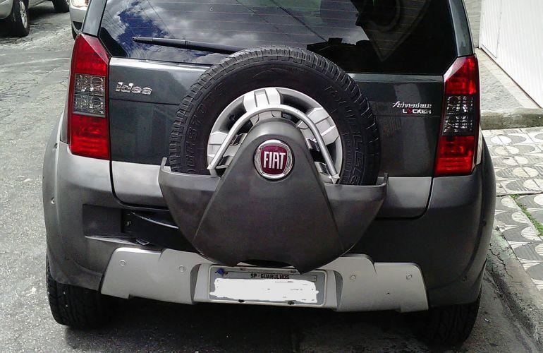 Fiat Idea Adventure 1.8 Dualogic (Flex) - Foto #3