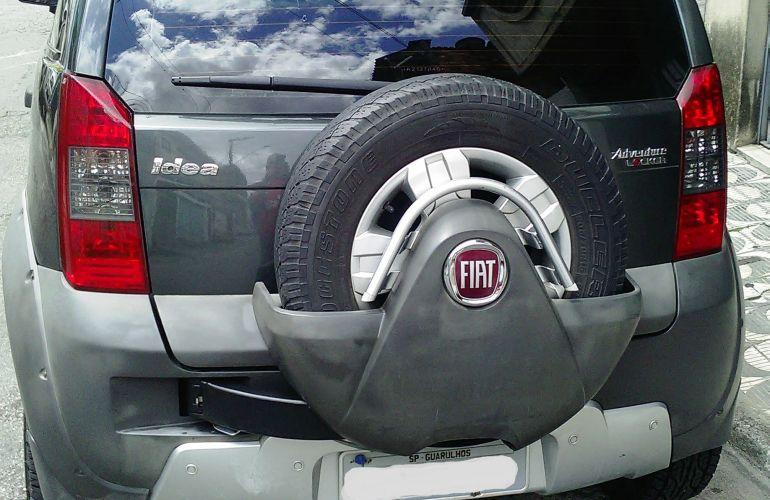 Fiat Idea Adventure 1.8 Dualogic (Flex) - Foto #10