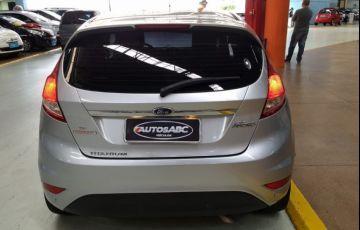 Ford Fiesta 1.6 Titanium Hatch 16v - Foto #3