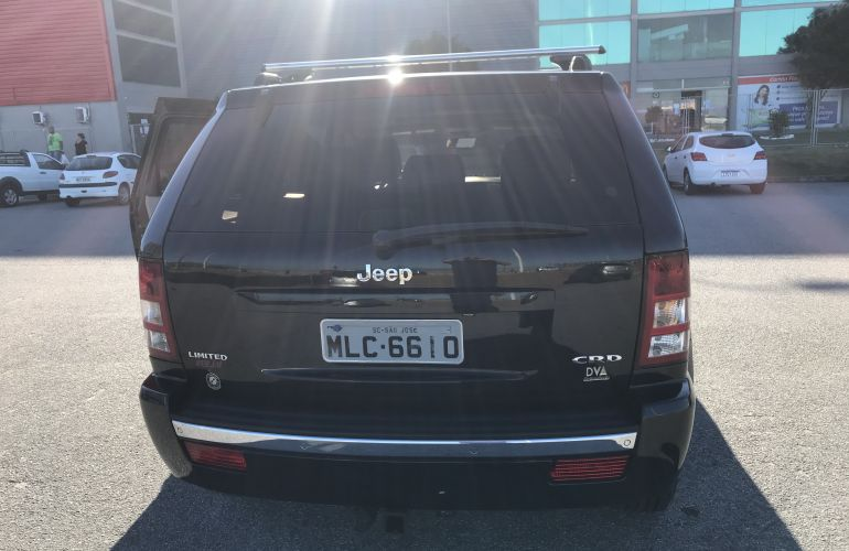 Jeep Grand Cherokee Limited 3.0 V6 - Foto #5