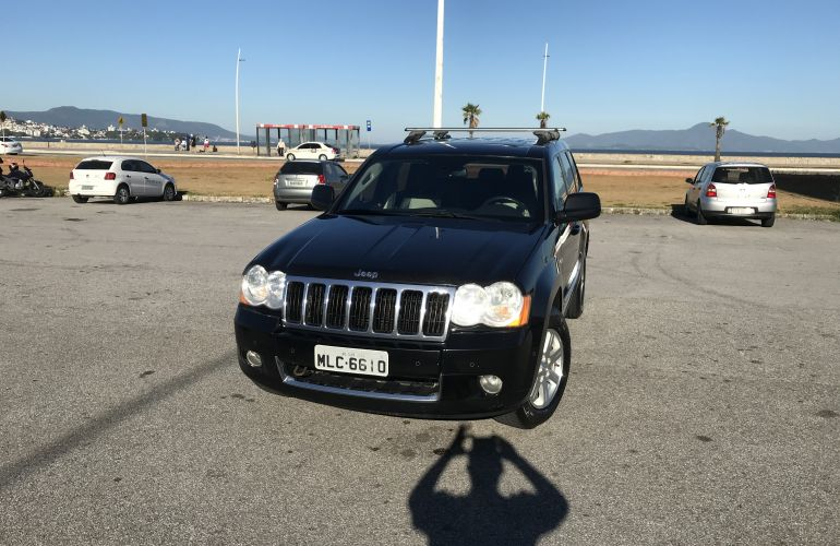 Jeep Grand Cherokee Limited 3.0 V6 - Foto #9