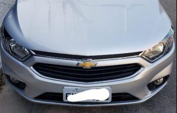 Chevrolet Onix 1.4 LTZ SPE/4 (Aut) - Foto #1