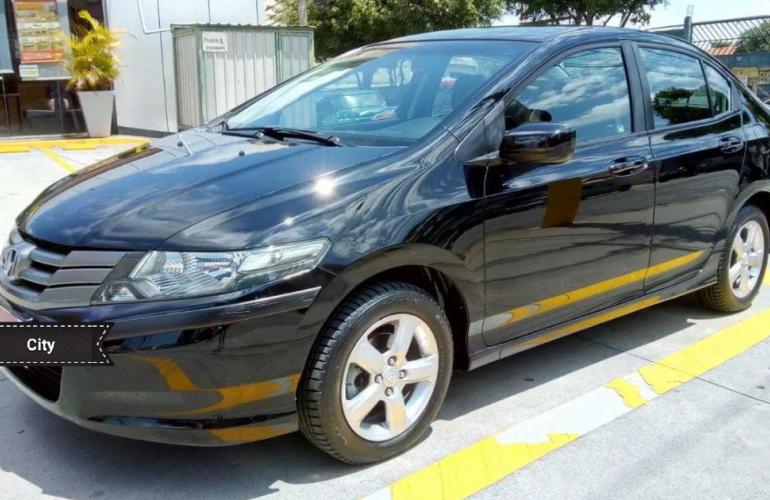 Honda City DX 1.5 16V (flex) (aut.) - Foto #1