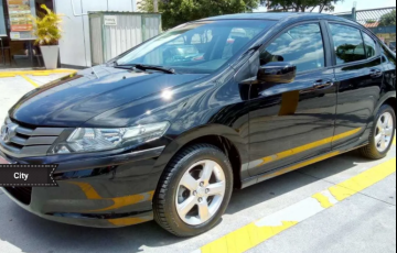 Honda City DX 1.5 16V (flex) (aut.)