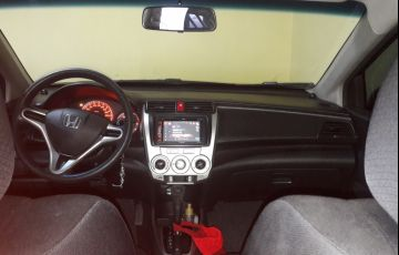 Honda City DX 1.5 16V (flex) (aut.) - Foto #8