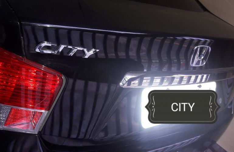Honda City DX 1.5 16V (flex) (aut.) - Foto #10