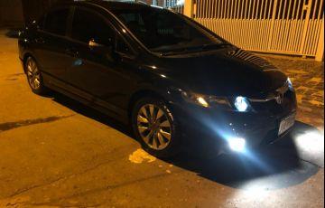 Honda New Civic LXL 1.8 i-VTEC (Couro) (Flex) - Foto #2